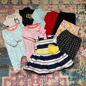 Just One You Made By Carters Newborn (NB) Bundle